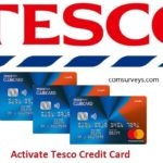 How to Activated TESCO credit card [Activation of Tesco Credit card]