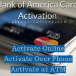 Activate Bank of America Credit Card [ Bank of America Credit Card Activation]