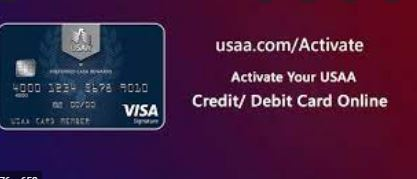How to Activate Your USAA Credit Card?