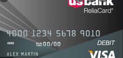 Activate US Bank ReliaCard