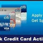How to Activate Citi Bank Credit and Debit Card?