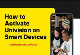 Activate Univision at