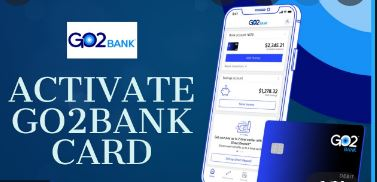 Activate Your Card on the go 2 bank