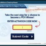 How to Activate Your PCH Subscription Using Activation Code?